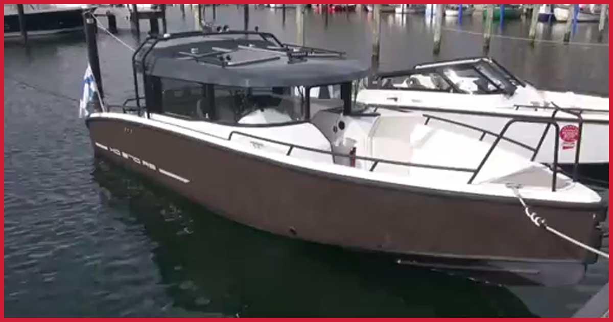 XO 270 RS - Mit über 70 km/h über das Wasser fliegen. Sieh dir das an