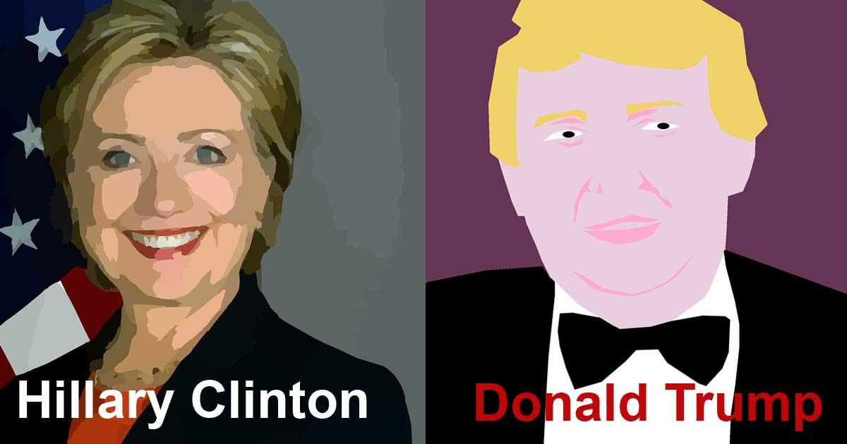 Wenn Sie US-Bürger wären, welchen Präsidentschaftskandidaten würden Sie wählen?