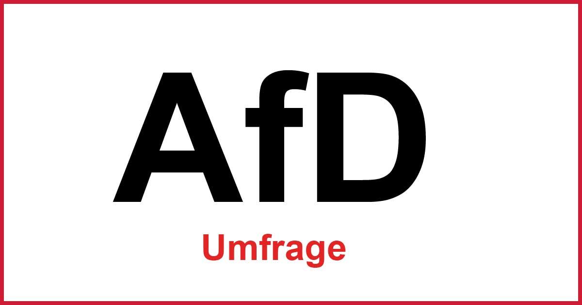 Spaltet die AfD Deutschland?