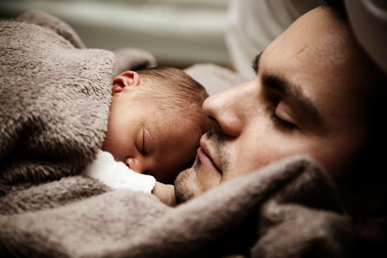 6 Ängste und Sorgen als junger Vater