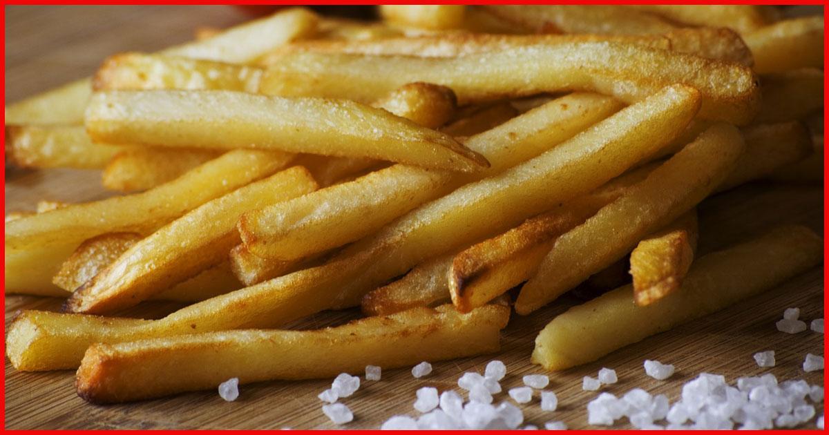 Mit diesem genialen Trick bekommst du beim Fast food Riesen immer frische Pommes serviert.