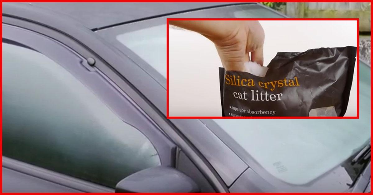 So vermeidest du beschlagene Scheiben im Auto!