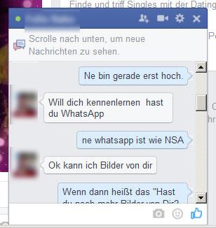 Sex Chat Deutsch