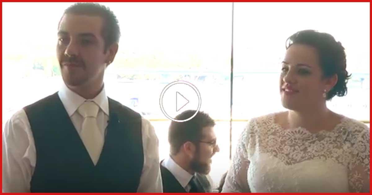 Ed Sheeran überrascht Brautpaar!