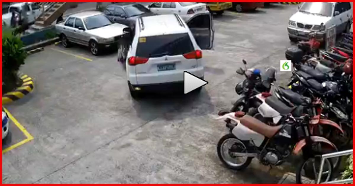 Einparken kann einfach nicht jeder!