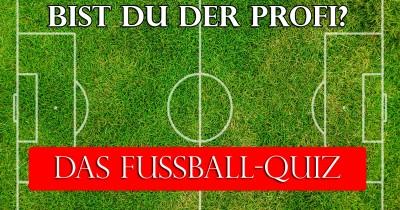 Bist du der Fußball-Profi?