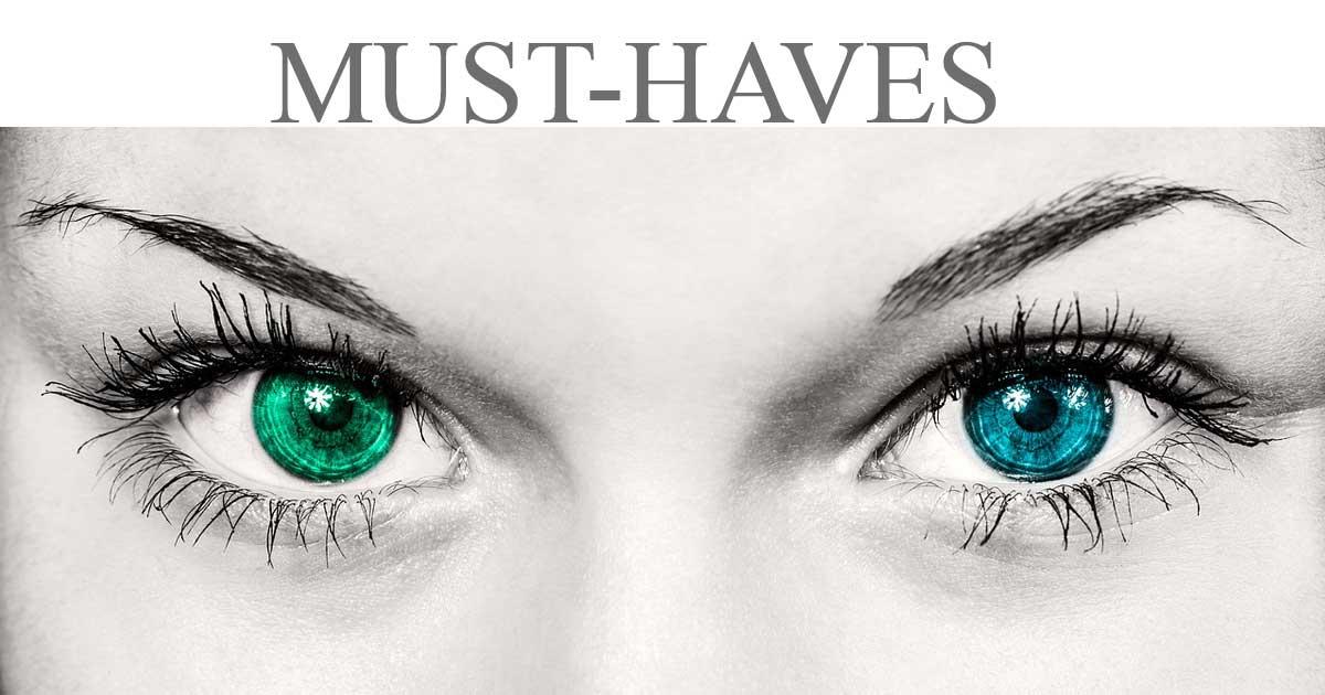 Die schönsten MUST-HAVES. Die Styling Tipps für dich ausgewählt.