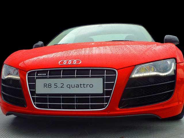 Audi R8 5.2 Quatro