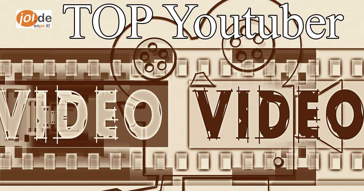 Wusstest du das man mit Youtube so viel Geld verdienen kann? Die erfolgreichsten YouTuber!