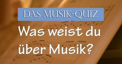Was weist du über Musik?