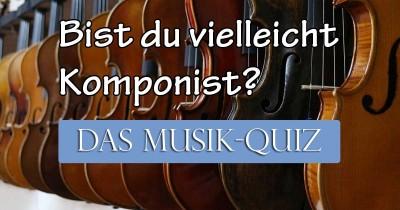 Bist du vielleicht Komponist und kennst Dich aus?