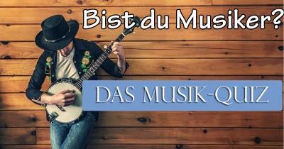 Bist du Musiker?