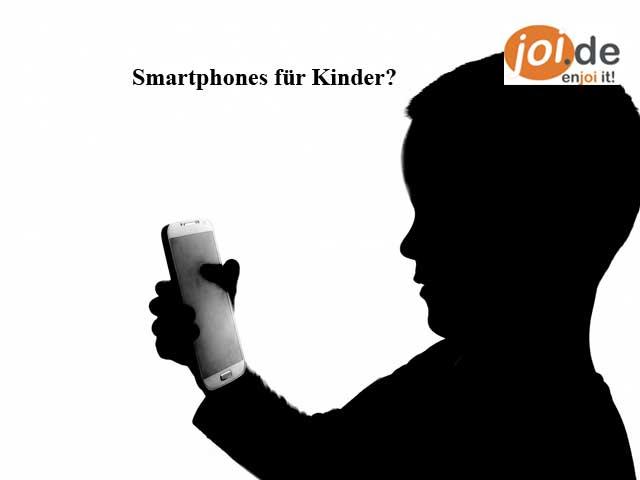 Handy für Kinder!